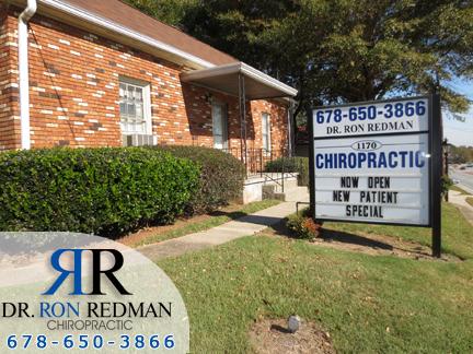 Roswell Georgia Chiropractor Dr. Redman Chiropractor